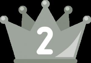 rank no2